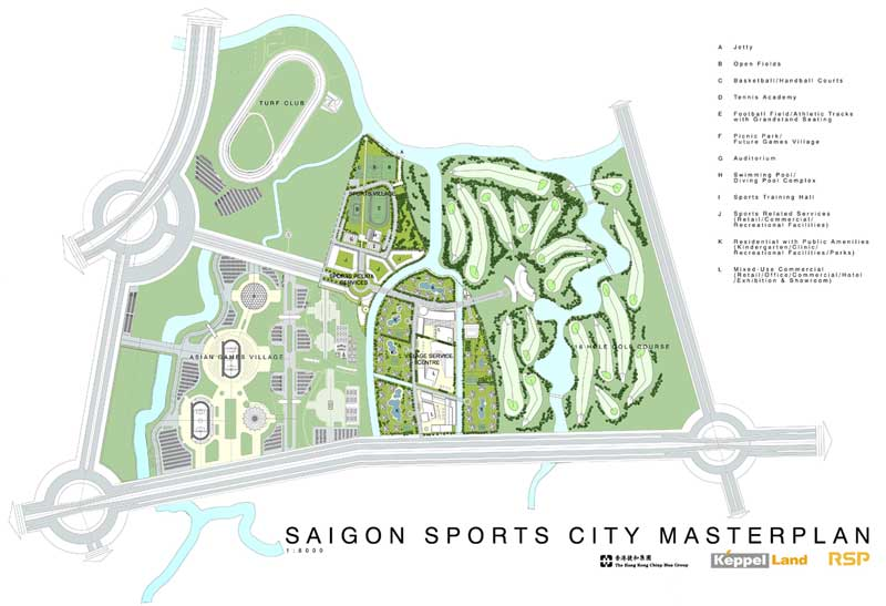 tiem nang du an saigon sports city