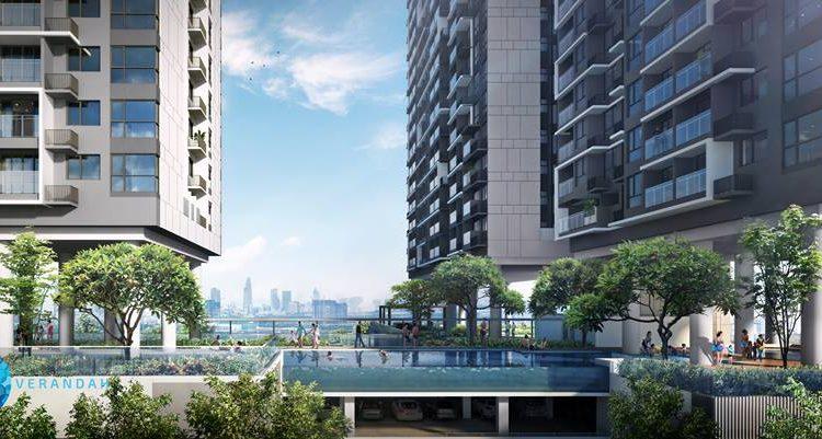 Sống đẳng cấp tại Dự án đất nền nhà phố và biệt thự Long Hậu Riverside Long An